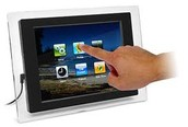 Touch screens