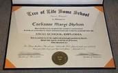 Certificates And diplomas