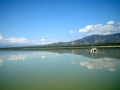 Lake Enriquillo