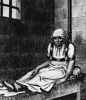How mentally ill were treated before Dorthea's reform