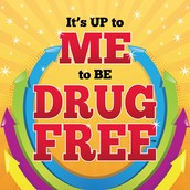 Its up to me to be drug free