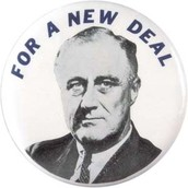 1932 President Franklin Roosevelt