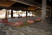 אוהל בדואי - חאן השיירות