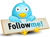 You can now follow me on Twitter!