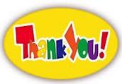 Parent-Teacher Conference Week Appreciation