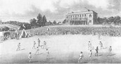 Where cricket started