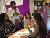 NCES Teachers Learn from AMLA Teachers