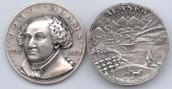 John Adams face coin