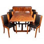 Antique Furniture(Desk, Book Case, Dining Table, Bedside Cabinets) in London and Kent