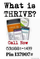 Thrive With Me!