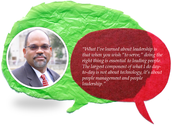 Featuring Charles T. Thompson, Chief Information Officer of the City of Houston