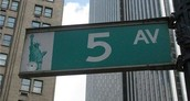 3 blocks east of drop-off