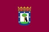 Madrids Flag