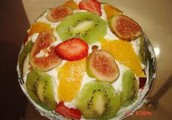 Eat A Healthy Less Sugar Cake or Dessert!