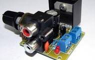 TDA7297 Pura potencia de Audio