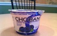 Chobani Greek Yougurt