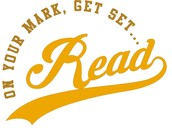 On your mark, get set.... READ!