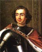 Is he Really Peter the Great?