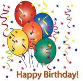 Happy Birthday! - February Birthdays