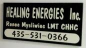 Healing Energies Inc.