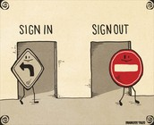 Sign-In/Sign-Out