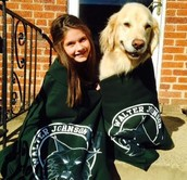 Check out our new sweatshirt blanket!