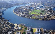This is the River Thames