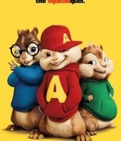 Movie 2: Alvin And The Chipmunks:The Squeakquel