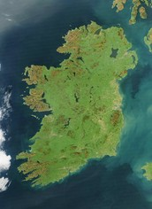 Ireland is a basic country its weather is not too hot and not too cold