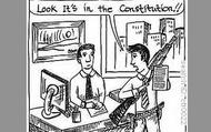 Second Amendment Cartoon