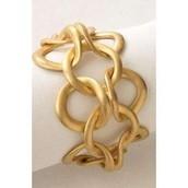 Vintage Links Bracelet