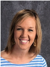 Mindy Harskamp, Elementary School Counselor