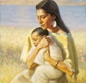 Sacagaweas baby Pomp