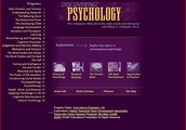Annenberg Media's: Discovering Psychology Video Series with Companion Website