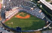 Blue Rocks Baesball Stadium