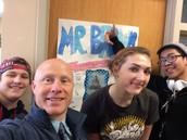Mr. Brown's Birthday