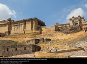 A nice day to visit the Amer fort