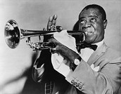 A Prominent African American Jazz Trumpetist