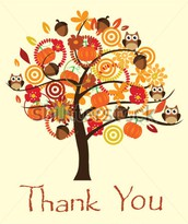 Please Join in a Special Thank You!