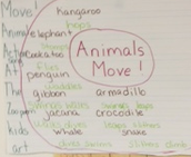 Brainstorming How Animals Move