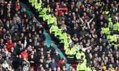 The police in Old Trafford are just like the Lysosomes in the cell.