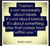 amar la moda?