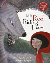 The ten word summary for Little Red Riding Hood