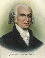 James Madison is a hero because....