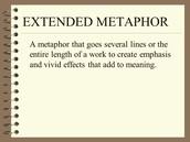 Epic Metaphor