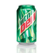 1.Mountain Dew