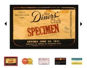 Diner's Club Card