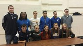 West Athletes Sign Letters of Intent