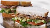 Roasted Turkey and Avocado BLT