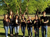 Science Olympiad Earns 6 ribbons at State Olympiad!